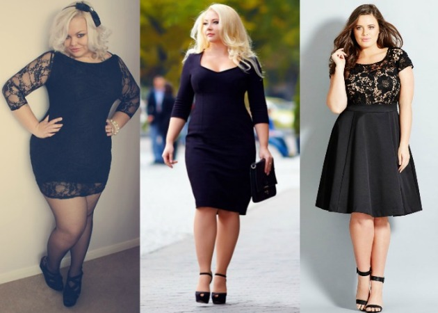 black-plus-size